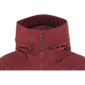 Lundhags Habe Jacket Damen dark red